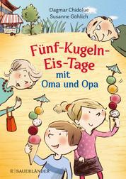Fünf-Kugeln-Eis-Tage mit Oma und Opa