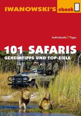 101 Safaris - Reiseführer von Iwanowski