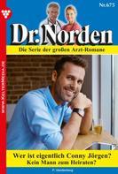 Patricia Vandenberg: Dr. Norden 675 – Arztroman ★★★