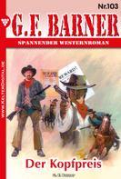 G.F. Barner: G.F. Barner 103 – Western ★