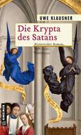Uwe Klausner: Die Krypta des Satans ★★★★