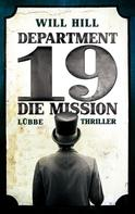 Will Hill: Department 19 - Die Mission ★★★★