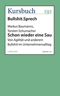 Markus Baumanns: Schon wieder eine Sau