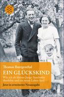 Prof. Thomas Buergenthal: Ein Glückskind ★