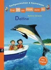 Erst ich ein Stück, dann du - Delfine - Sachgeschichten & Sachwissen - Für das gemeinsame Lesenlernen ab der 1. Klasse