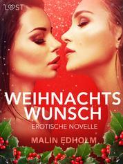Weihnachtswunsch: Erotische Novelle