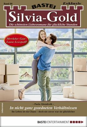 Silvia-Gold 86 - Liebesroman