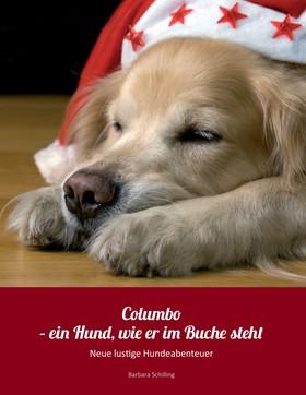 Columbo - ein Hund wie er im Buche steht