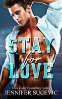 Jennifer Sucevic: Stay for Love ★★★★