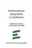 Heinrich Kümmerle: Hertensteiner Gespräche in Heilbronn