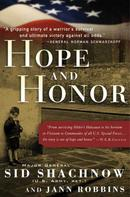 Sidney Shachnow: Hope and Honor