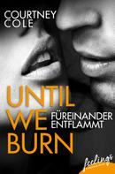 Courtney Cole: Until We Burn - Füreinander entflammt ★★★★