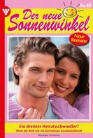 Michaela Dornberg: Der neue Sonnenwinkel 49 – Familienroman ★★★★★