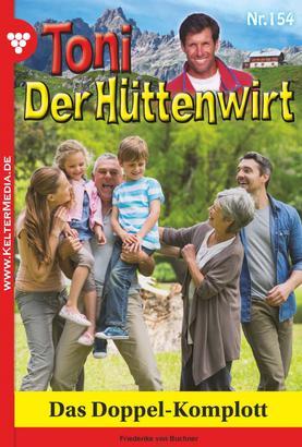 Toni der Hüttenwirt 154 – Heimatroman