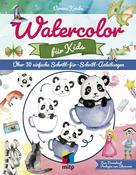 Verena Knabe: Watercolor für Kids ★★★★★