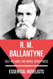 Essential Novelists - R. M. Ballantyne - self-reliance and moral uprightness