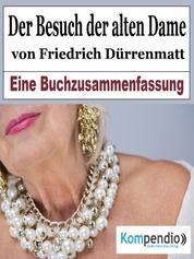 Der Besuch der alten Dame von Friedrich Dürrenmatt