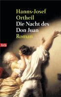 Hanns-Josef Ortheil: Die Nacht des Don Juan ★★★★