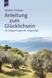 Anleitung zum Glücklichsein - Die Seligpreisungen der Bergpredigt