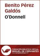 Benito Pérez Galdós: O'Donnell