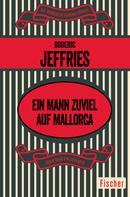 Roderic Jeffries: Ein Mann zuviel auf Mallorca ★★★★