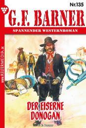 G.F. Barner 135 – Western - Der eiserne Donogan