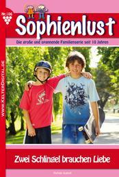 Sophienlust 106 – Familienroman - Zwei Schlingel brauchen Liebe