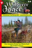 Markus Steinberger: Wilderer und Jäger 10 – Heimatroman