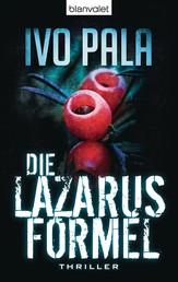 Die Lazarus-Formel - Roman