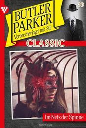 Butler Parker Classic 39 – Kriminalroman - Im Netz der Spinne