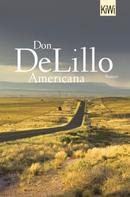 Don DeLillo: Americana ★★★