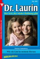 Patricia Vandenberg: Dr. Laurin 101 – Arztroman ★★★★