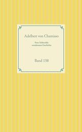 Peter Schlemihls wundersame Geschichte - Band 138
