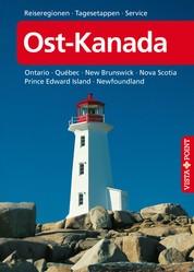 Ost-Kanada - Reiseregionen - Tagesetappen - Service