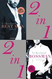 2in1 Keeland Bundle: Bossman/Best Man - Prickelnde Unterhaltung im Doppelpack