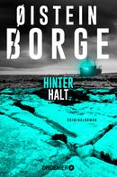 Øistein Borge: Hinterhalt ★★★★