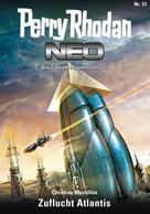 Christian Montillon: Perry Rhodan Neo 23: Zuflucht Atlantis ★★★★★