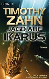 Jagd auf Ikarus - Roman