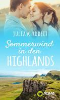 Julia K. Rodeit: Sommerwind in den Highlands ★★★★