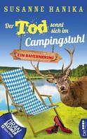 Susanne Hanika: Der Tod sonnt sich im Campingstuhl ★★★★