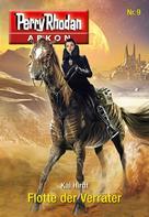 Kai Hirdt: Arkon 9: Flotte der Verräter ★★★★