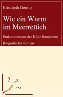 Elisabeth Demur: Wie ein Wurm im Meerrettich ★★★★★