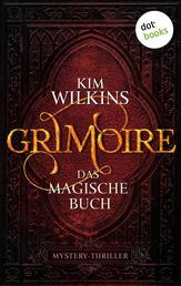 Grimoire - Das magische Buch - Mystery-Thriller