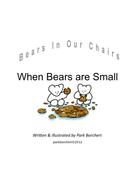 Park Borchert: Bears In Our Chairs