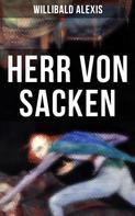 Willibald Alexis: Herr von Sacken