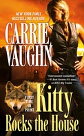 Carrie Vaughn: Kitty Rocks the House ★★★★★