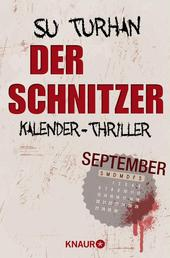 Der Schnitzer - Kalender-Thriller: September