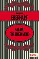 Mignon G. Eberhart: Dakapo für einen Mord ★★★★★