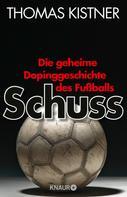 Thomas Kistner: Schuss ★★★★★