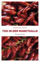 Martina Fiess: Tod in der Markthalle ★★★★